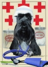 Scottie Nurse Card
