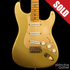 Fender Custom Shop 1956 Reissue Relic Stratocaster Aztec Gold