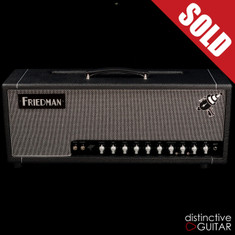 Friedman SS100 Steve Stevens 100 Watt Signature Head