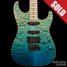Tom Anderson Drop Top Bora Blue Surf