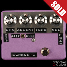 Shin's Music / Dumbloid Special Overdrive Purple Tolex