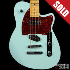 Reverend Buckshot Chronic Blue