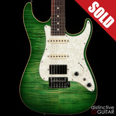 Tom Anderson Drop Top Classic Key Lime Burst