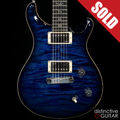 Paul Reed Smith Private Stock McCarty Sapphire Smokeburst