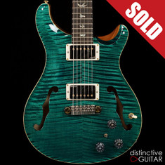 Paul Reed Smith Hollowbody II Artist Brazilian Rosewood Faded Abalone
