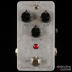 Fairfield Circuitry Barbershop V2 Overdrive