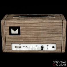 Morgan AC20 Deluxe Head Driftwood