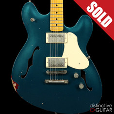 Fano Alt de Facto GF6 Ocean Turquoise / Candy Apple