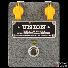 Union Tube & Transistor Tour Bender Fuzz Gray