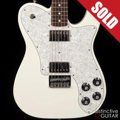 Fender Artist Series Chris Shiflett Telecaster Deluxe Arctic White