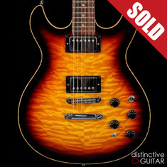 Robben Ford Signature Custom Shop Espirit Elite Greg Fessler Masterbuilt