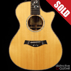 Taylor 912CE Grand Concert Acoustic-Electric