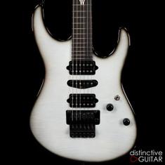 Suhr Modern Custom Trans White / Blackburst Edge 28819