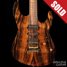 Suhr Modern 2016 Collection Macassar Ebony #40