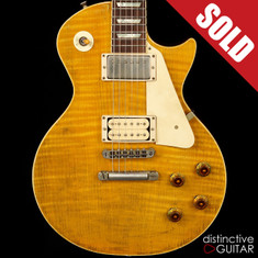Rock N Roll Relics Heartbreaker '59 Lemon Burst