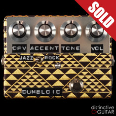 Shin's Music / Dumbloid Special Overdrive Gold Triangle