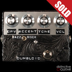 Shin's Music / Dumbloid Special Overdrive Black Western