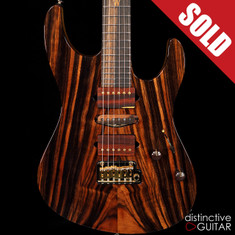 Suhr Modern 2016 Collection Macassar Ebony #80