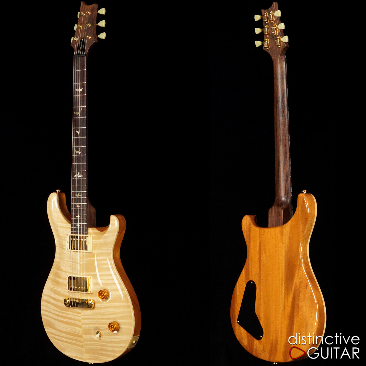 paul reed smith prs mccarty limited 10 top natural
