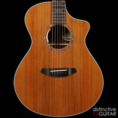 Breedlove Legacy Concert Natural Redwood