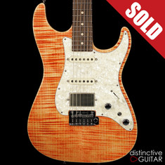 Tom Anderson Drop Top Classic Natural Red