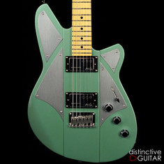 Reverend Billy Corgan Signature Metallic Alpine