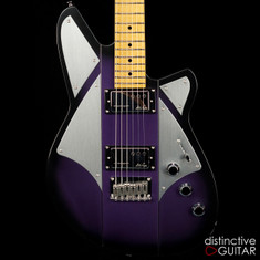 Reverend Billy Corgan Signature Purple Burst