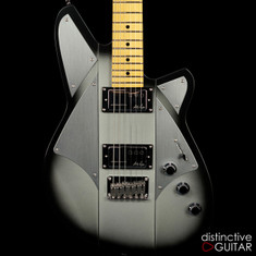 Reverend Billy Corgan Signature SIlver Burst