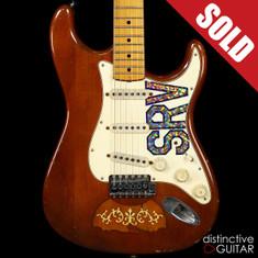 """Fender Masterbuilt SRV """"Lenny"""" Tribute Stratocaster"""
