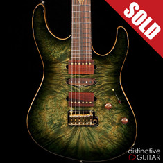 Suhr Modern 2016 Collection Waterfall Burl #85