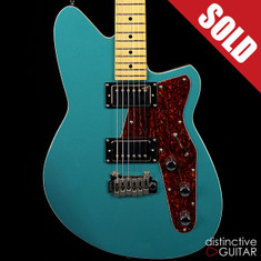 Reverend Jetstream HB Deep Sea Blue