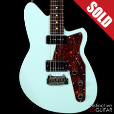 Reverend Double Agent Chronic Blue