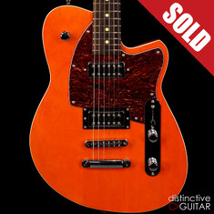 Reverend Flatroc Rock Orange