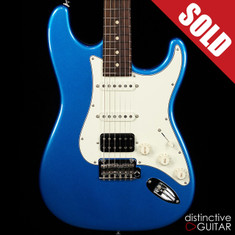 Suhr Classic Pro Metallic Lake Placid Blue
