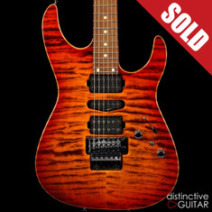 Tom Anderson Angel Quilt Maple Ginger Burst