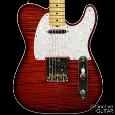 Palir Titan Flame Top Red Burst