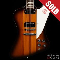 1993 Gibson Firebird V Reissue Sunburst