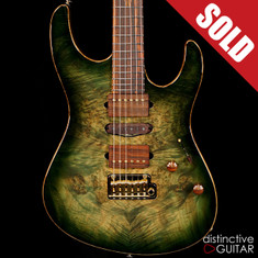 Suhr Modern 2016 Collection Waterfall Burl #95