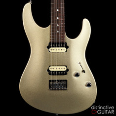 Suhr Modern Carve Top Custom Vulcan Gold 27699