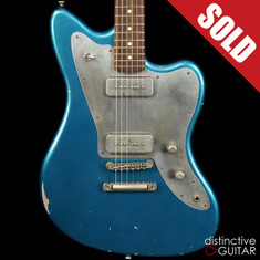 Fano Alt de Facto JM6 NAMM Lake Placid Blue