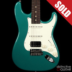 Suhr Classic Pro Metallic Sherwood Green