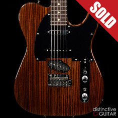 Tom Anderson T Classic Rosewood Chambered Natural