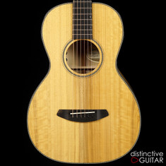Breedlove Oregon Parlor Limited Acoustic Natural Myrtlewood