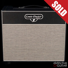 Louis Electric Bluesbreaker 1x12 Combo Black