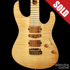 "Suhr Custom Modern ""The Trilogy"" Old Growth Maple Natural"