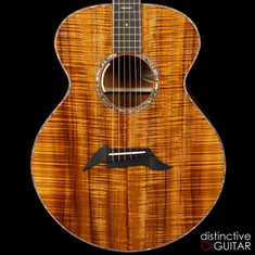 Breedlove Exotic Series King Koa Natural Solid Figured Koa