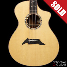 Breedlove Masterclass Concert Exclusive Limited Brazilian Rosewood / Sitka Spruce