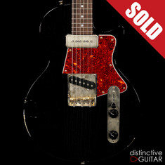 Fano Standard SP6 Light Relic Bull Black