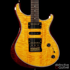 Knaggs Severn Tier 1 HSH Golden Natural / Burgundy