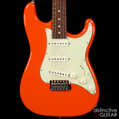 Suhr Classic Scott Henderson Signature Fiesta Orange 29429